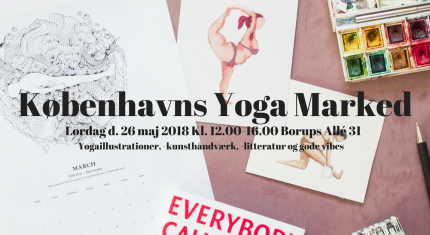 Gå ikke glip af weekendens yogamarked