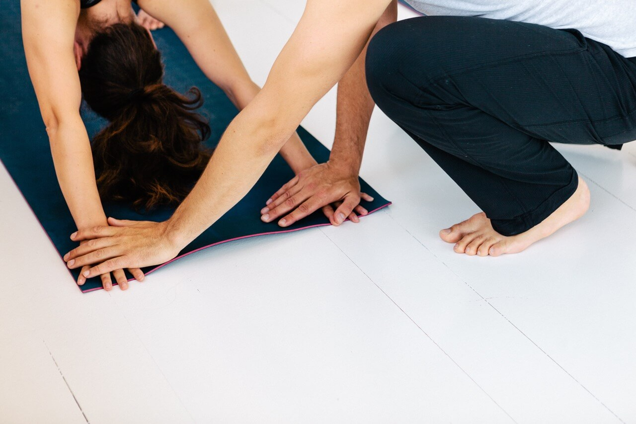 Yogalæreruddannelse med Simon Krohn