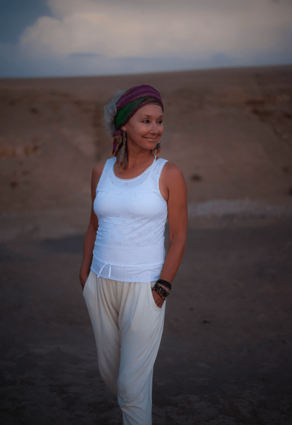 """Meditation for rensning af """"The Arcline"""" og Karmiske ophobninger"""